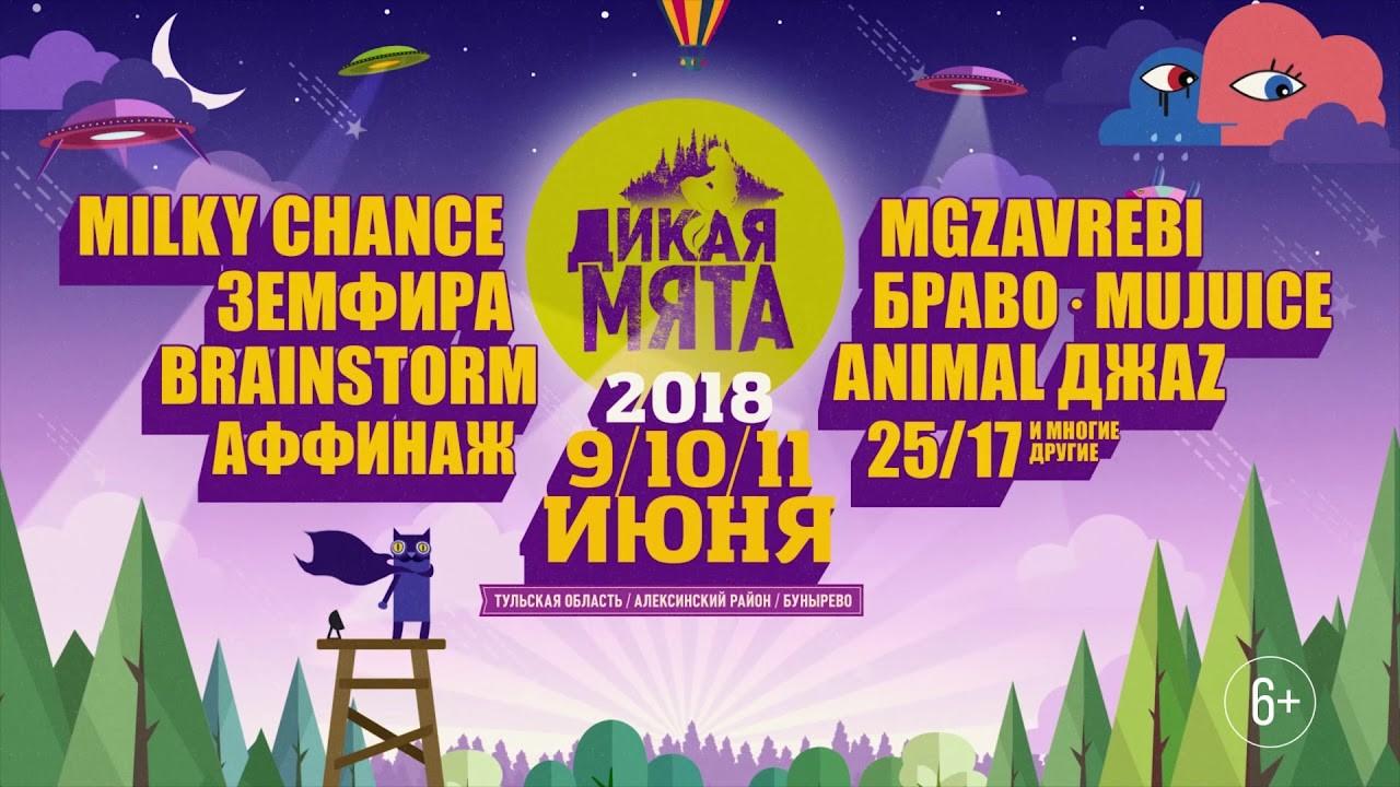 """Фестиваль """"Дикая мята"""""""